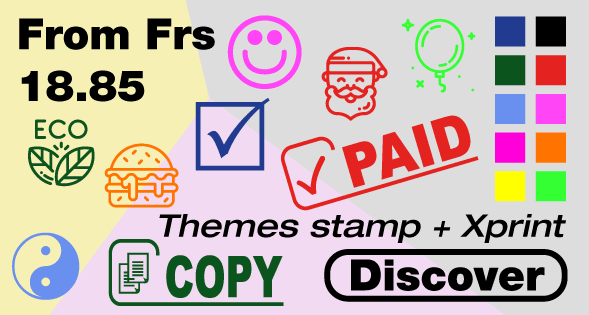 Themes stamp + Xprint