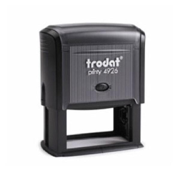 Tampon personnalisé Trodat Printy 4926 (75x 38 mm) - 8 lignes