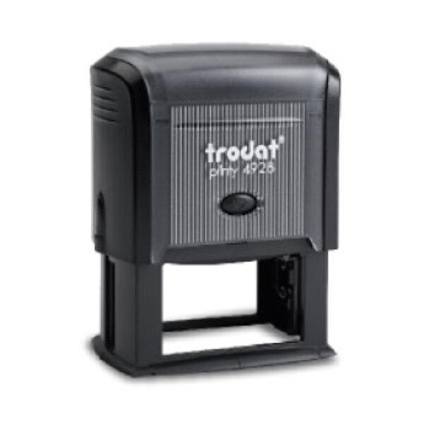 Tampon personnalisé Trodat Printy 4928 (60 x 33 mm) - 7 lignes