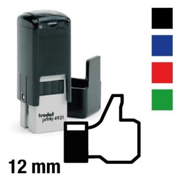 Image of Facebook stempel ´´Like´´
