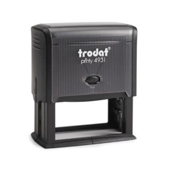Tampon personnalisé Trodat Printy 4931 (70 x 30 mm) - 7 lignes