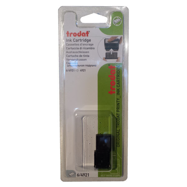 Trodat Printy ink cartridge 6/4921 x2