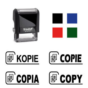 "X-print Trodat stamp ""COPY"""