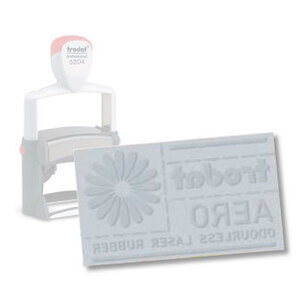 Trodat Professional 5204 text plate (54x24mm)