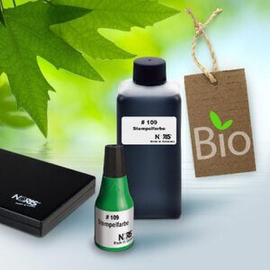 Encre biodégradable Nature Line - Noris N°109
