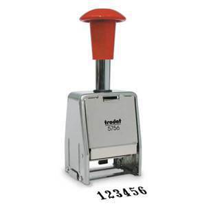 Trodat Professional Numberer stamp